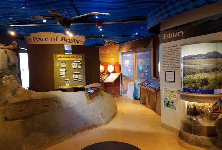 Morro Bay State Park Museum of Natural History