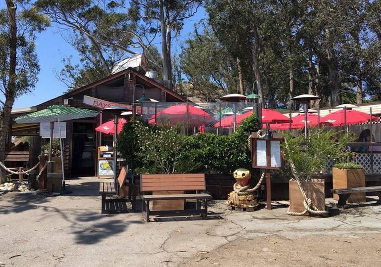 Morro Bay State Park Bayside Cafe