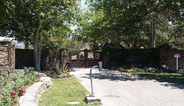Directions to Neverland Ranch Santa Barbara California