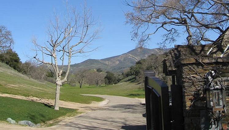 Neverland Ranch Santa Barbara California