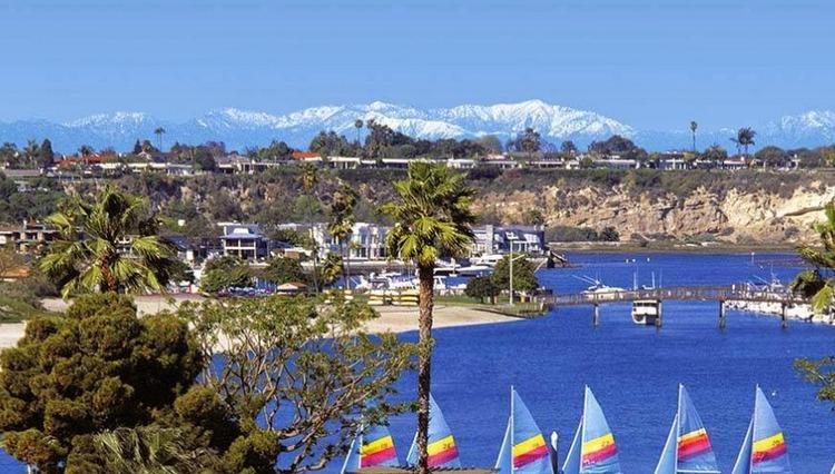 Newport Dunes Day Use Camping Resort