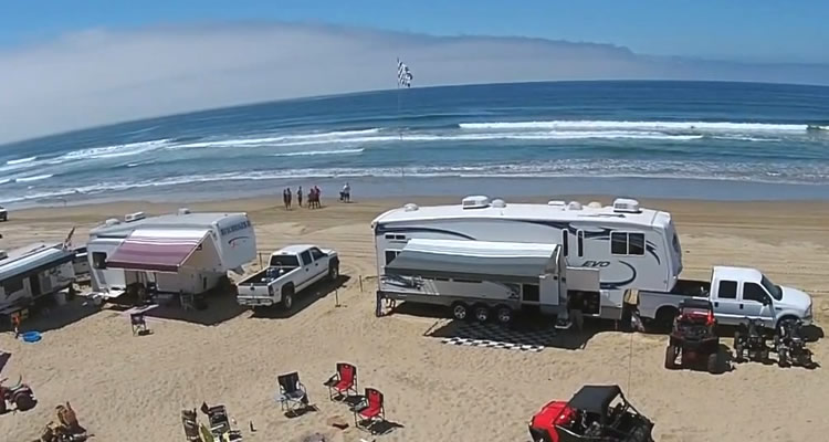 Oceano Dunes Camping Reservations Pismo Beach