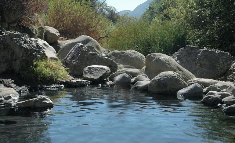 Matilija Hot Springs Ojai Valley