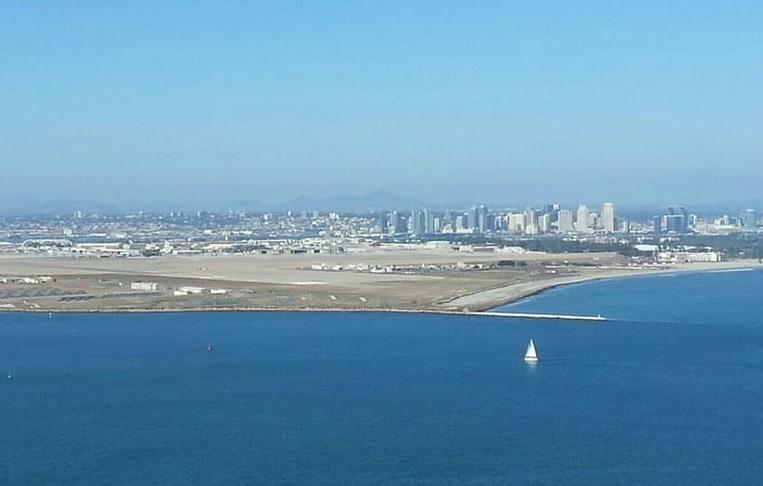 San Diego from Point Loma