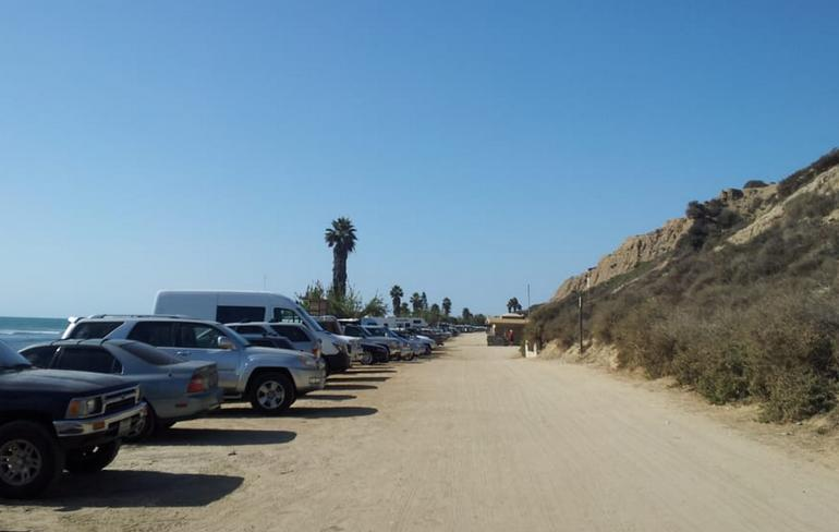 San Onofre State Beach Day Use