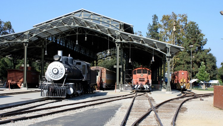 Travel Town Museum Griffith Park Day Trip