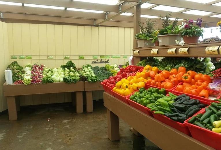 Underwood Family Farms Produce Store