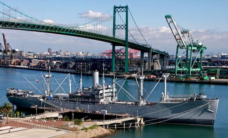 USS Lane Victory San Pedro