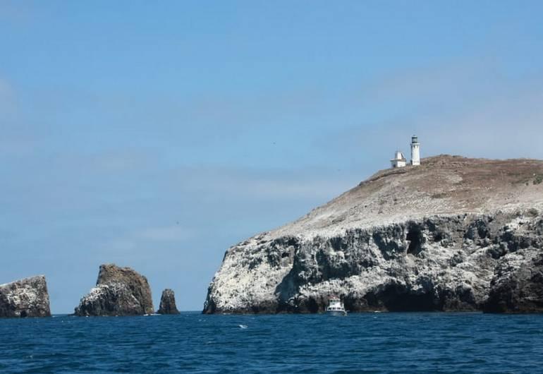 Anacapa Island Channel Islands California