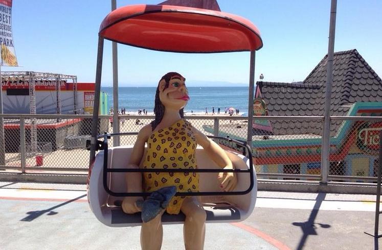 Boardwalk Skyglider