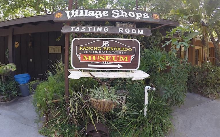 Winery Shops