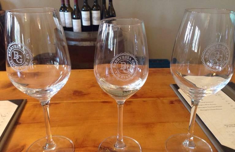 Berryessa Gap Vineyards Winters California