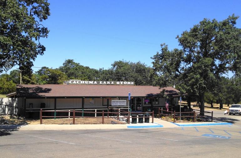 Cachuma Lake Store