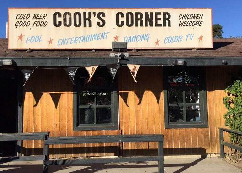 Cooks Corner Roadhouse Orange County
