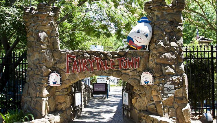 Fairytale Town William Land Park