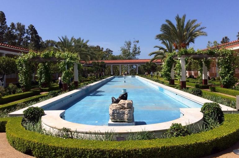 Getty Villa Pacific Palisades
