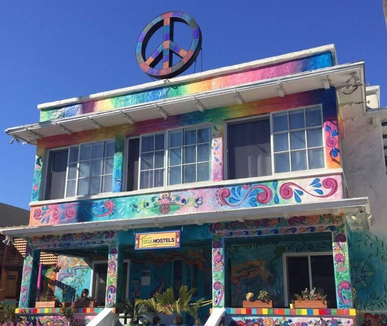 Ocean Beach Hostel Newport Avenue