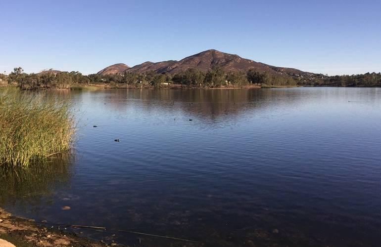 Lake Murray Mission Trails Regional Park