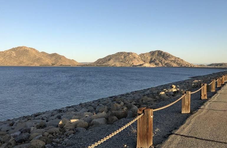 Lake Perris Recreation Area Riverside County CA