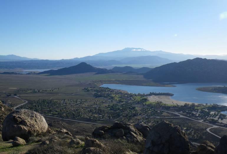 Lake Perris Recreation Area Day Trip