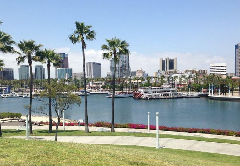 Long Beach Day Trip