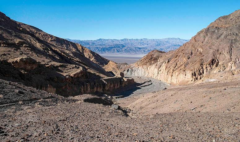 Mosaic Canyon Death Valley National Park