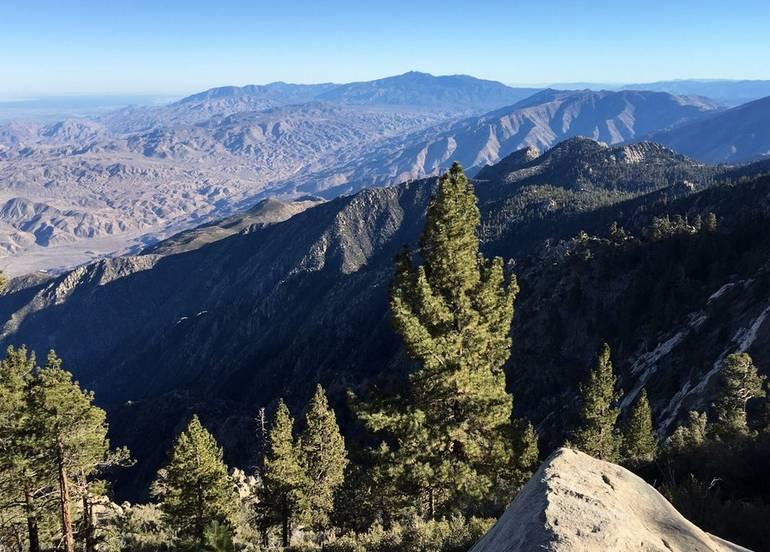 Mount San Jacinto California
