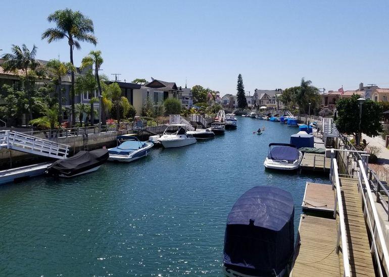 Naples Canals Long Beach