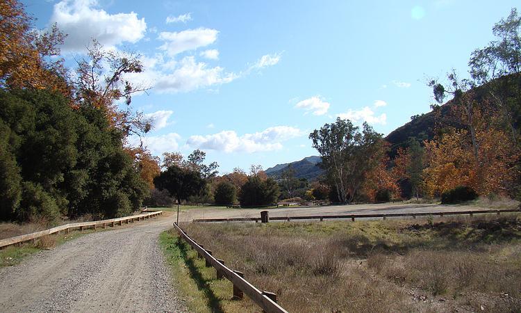Peter Strauss Ranch Santa Monica Mountains Day Trip