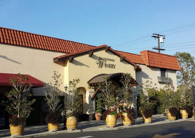 San Antonio Winery Los Angeles