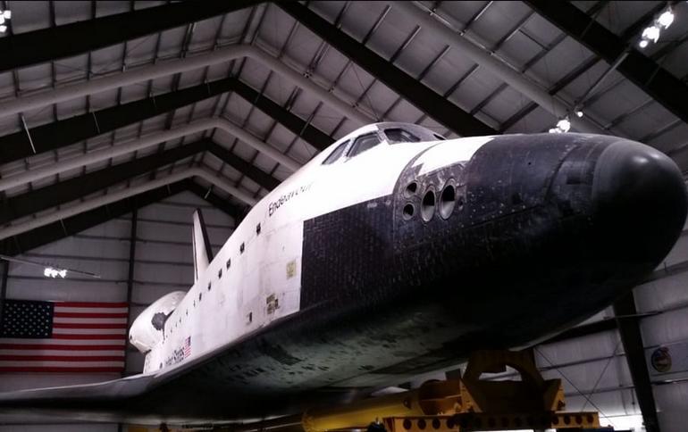 California Science Center Space Shuttle