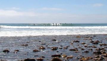 Trestles Beach Southern California Surfing