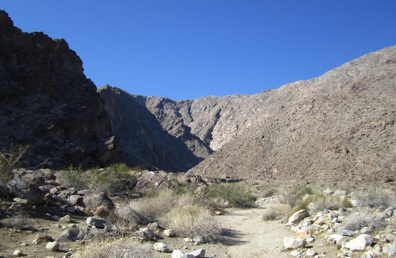 Tahquitz Canyon Palm Springs