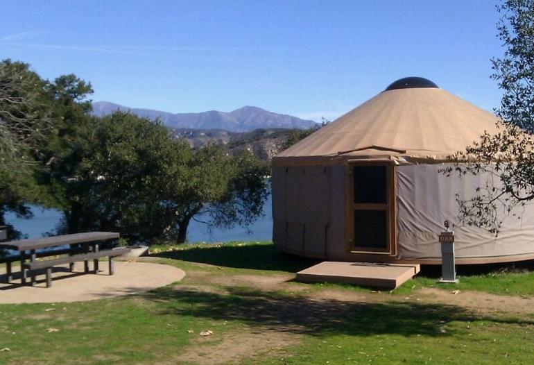 California Lakes Lake Cachuma