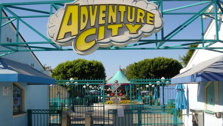 Adventure City Anaheim California