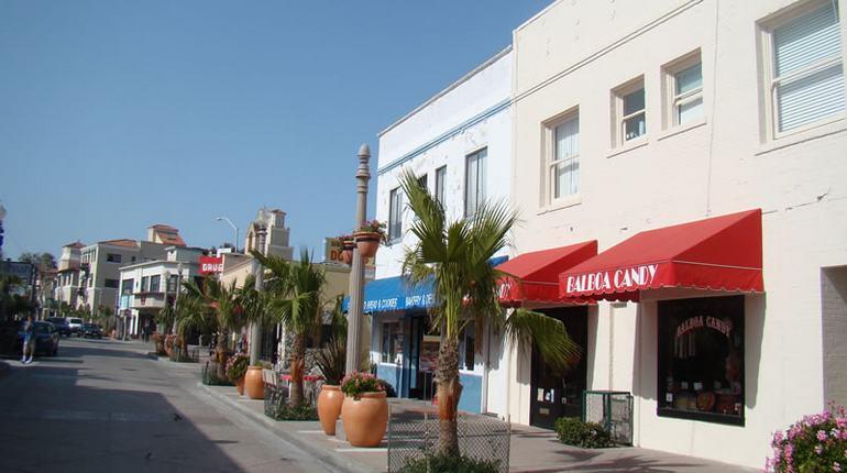 Marine Avenue Balboa Peninsula