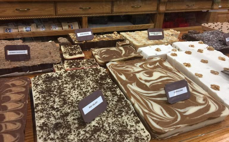 Bates Nut Farm Chocolate