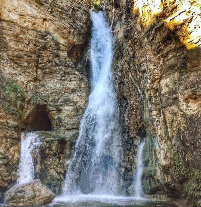 Black Star Canyon Falls