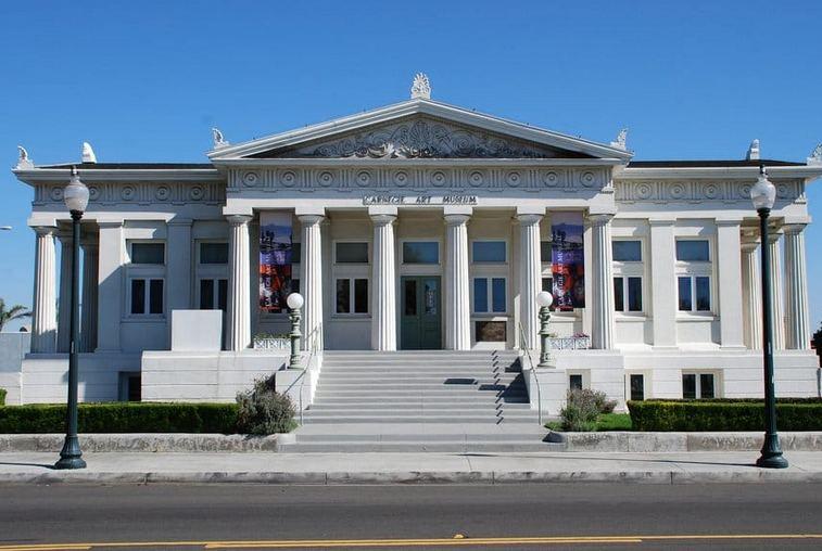 Carnegie Art Museum Oxnard California