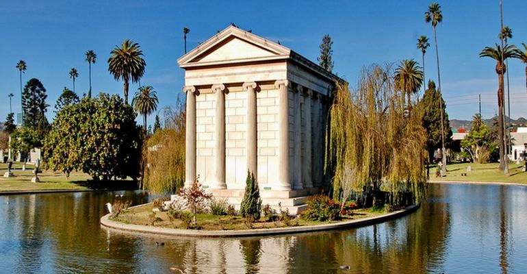 Free Places To Go Hollywood Forever Cemetery