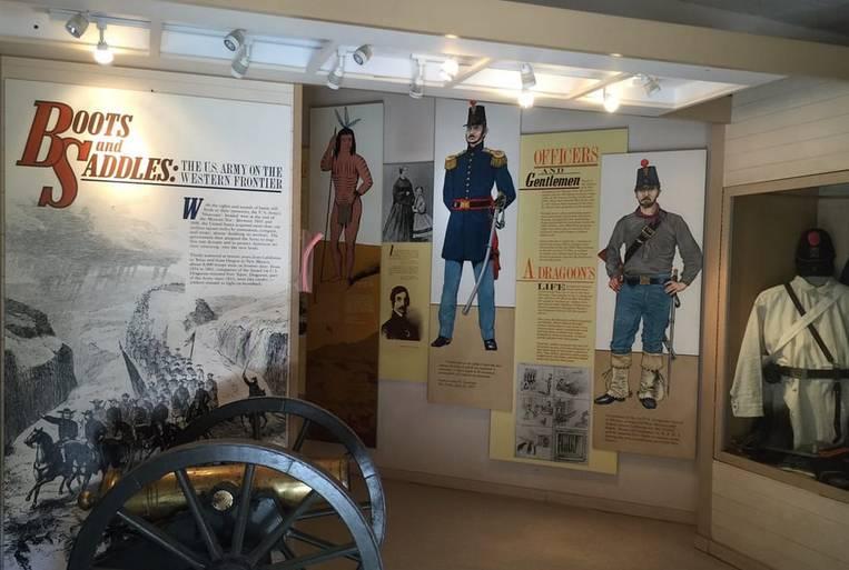 Fort Tejon State Historic Park Visitor Center