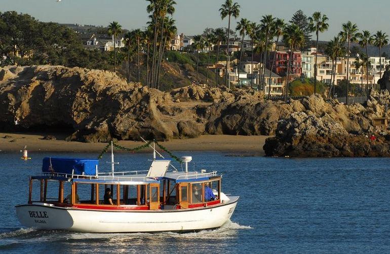 Fun Zone Boat Newport Bay Tour
