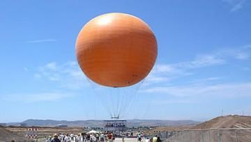 Great Park Balloon Ride Irvine