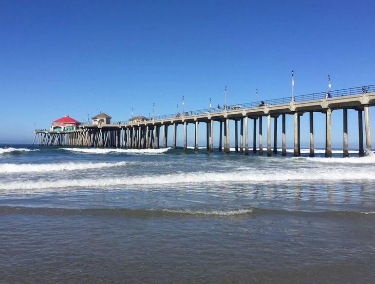 Huntington Beach Day Trip California