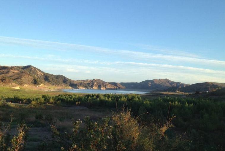 Irvine Lake California