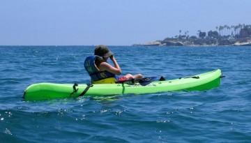 La Jolla Sea Caves Kayak Tour