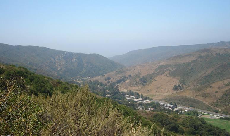 Laguna Canyon Aliso and Wood Canyon