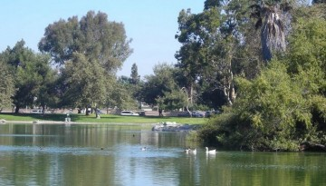 Mile Square Park Fountain Valley