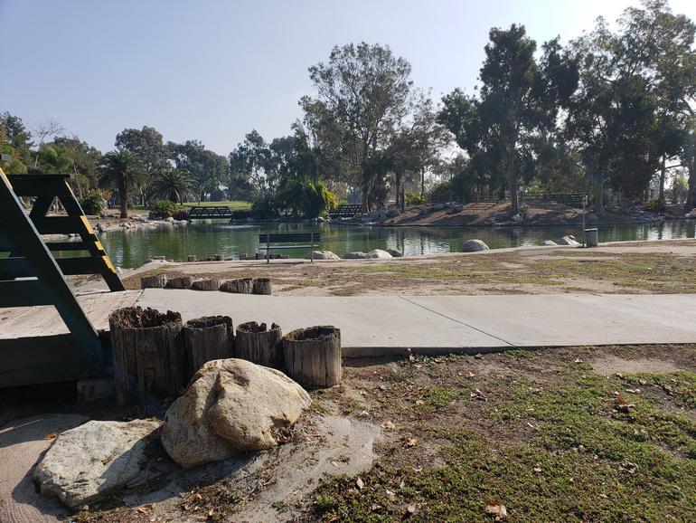 Mile Square Park Fishing