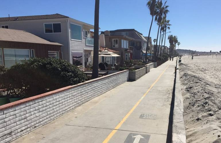 South Mission Beach Boardwalk